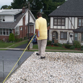 One Of The Most Important Things To Do With Your Flat Roof Is To Have It  Maintained And Checked Twice A Year. It Will Help To Avoid Many Costly  Disasters In ...